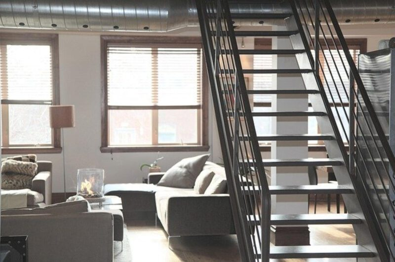 mieszkanie w lofcie