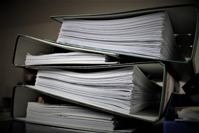 dokumenty służebność